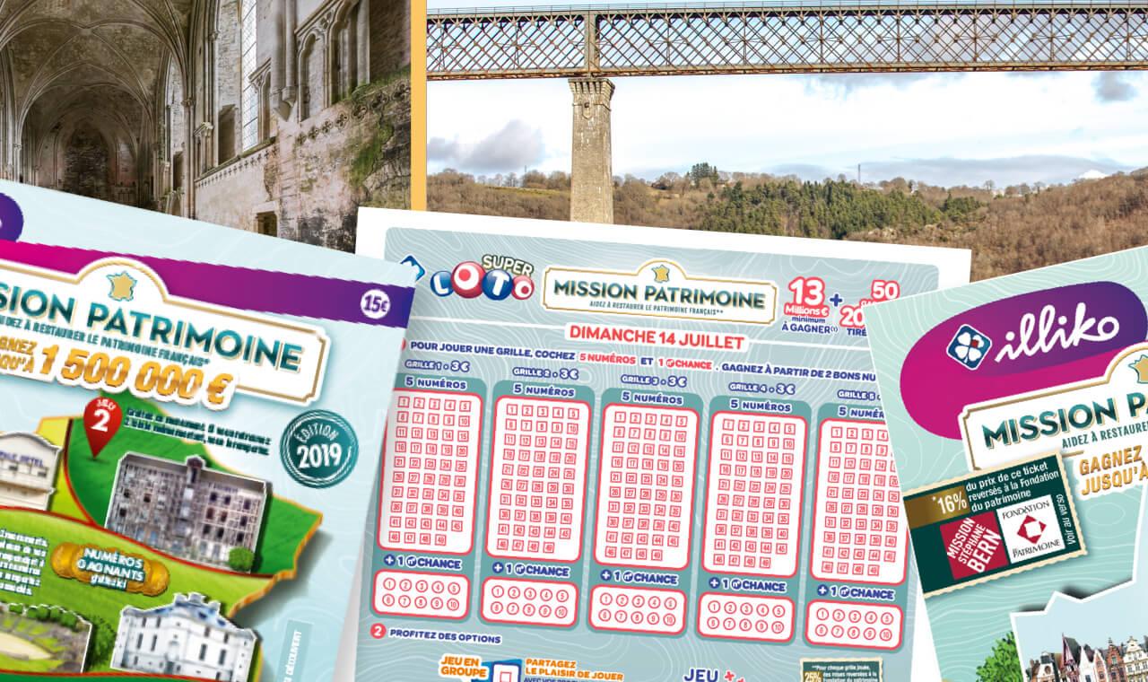 Poncé Sur Loir Poterie fdj corporate website - our mission patrimoine games